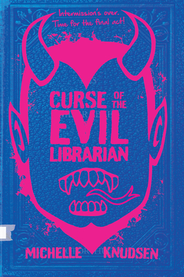 Curse of the Evil Librarian Cover Image