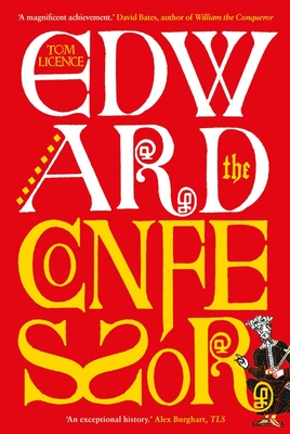 Cover for Edward the Confessor