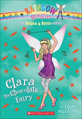 Cover for Clara the Chocolate Fairy (Rainbow Magic