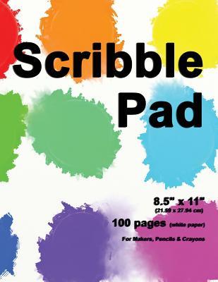 Scribble Pad: 8.5