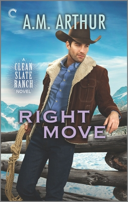Right Move: A Gay Cowboy Romance Cover Image