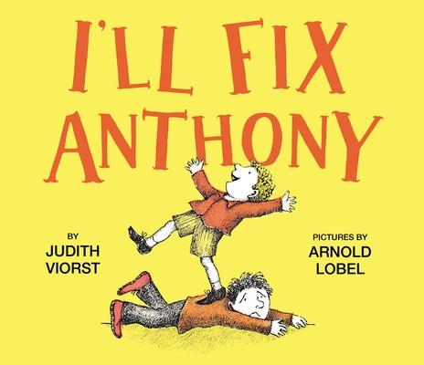 I'll Fix Anthony Cover Image