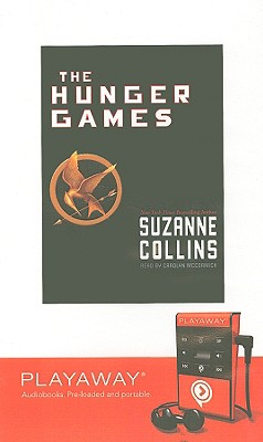 The Hunger Games (Playaway Children) Cover Image