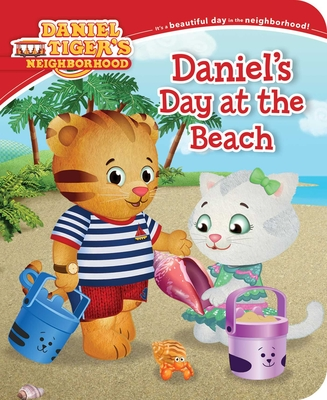 Daniel's Day at the Beach (Daniel Tiger's Neighborhood) Cover Image