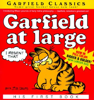 Garfield at Large: His 1st Book Cover Image