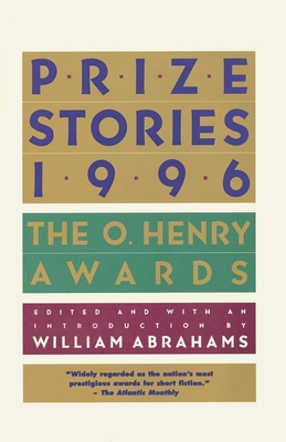 Prize Stories 1996 Cover