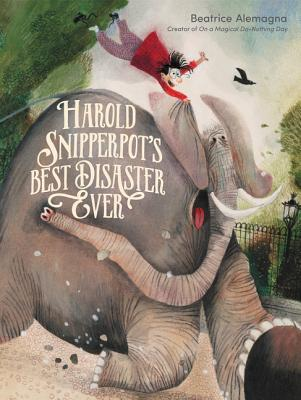 Harold Snipperpot's Best Disaster Ever Cover Image