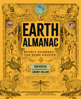 Earth Almanac: Nature's Calendar for Year-Round Discovery Cover Image