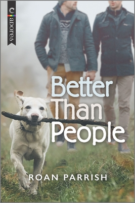 Better Than People: An LGBTQ Romance Cover Image