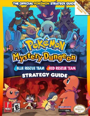 Pokemon Mystery Dungeon Strategy Guide Cover