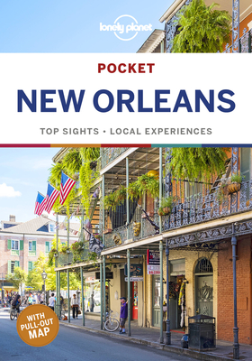 Lonely Planet Pocket New Orleans 3 Cover Image