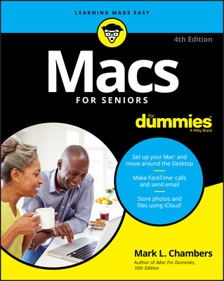 Macs for Seniors for Dummies Cover Image