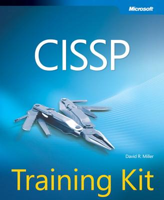 CISSP Training Kit [With CDROM] Cover
