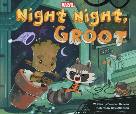 Night Night, Groot by Marvel