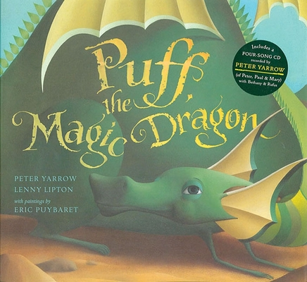 Puff, the Magic Dragon [With CD] Cover