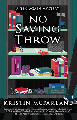 No Saving Throw Cover Image
