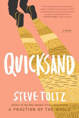 Cover for Quicksand
