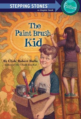 The Paint Brush Kid (Stepping Stone Chapter Books) Cover Image