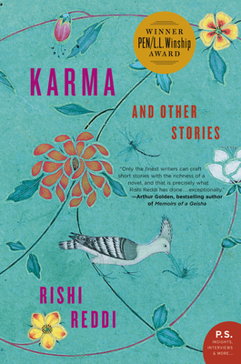 Cover for Karma and Other Stories