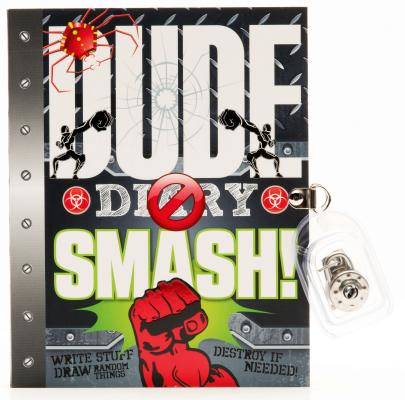 DUDE Diary SMASH! Cover Image