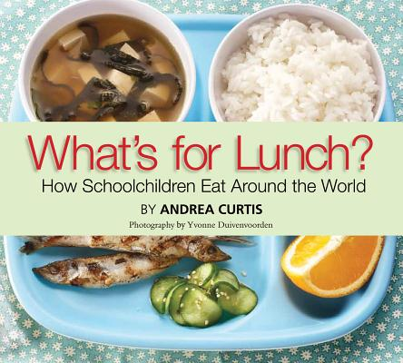 What's for Lunch? Cover