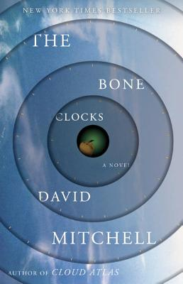 The Bone Clocks: A Novel Cover Image