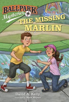 Ballpark Mysteries #8: The Missing Marlin Cover Image