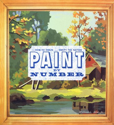 Paint by Number Cover