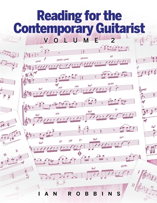 Reading for the Contemporary Guitarist Volume 2 Cover Image