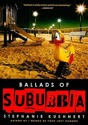 Ballads of Suburbia Cover
