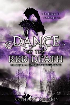Dance of the Red Death Cover
