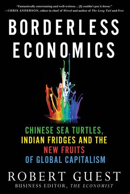 Borderless Economics Cover