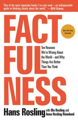 Factfulness: Ten Reasons We're Wrong About the World--and Why Things Are Better Than You Think Cover Image