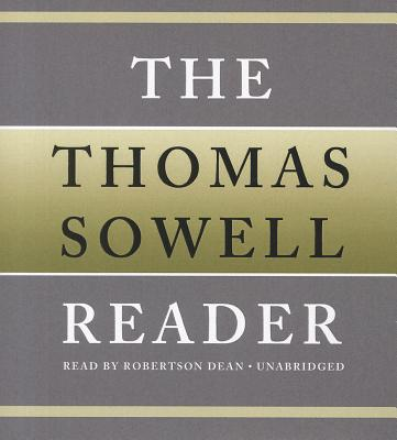 The Thomas Sowell Reader Cover Image