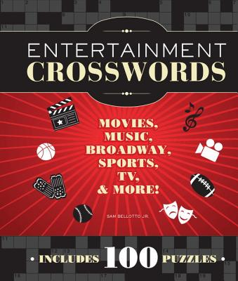 Entertainment Crosswords Cover