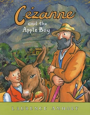 Cezanne and the Apple Boy Cover