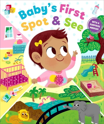 Cover for Baby's First Spot & See