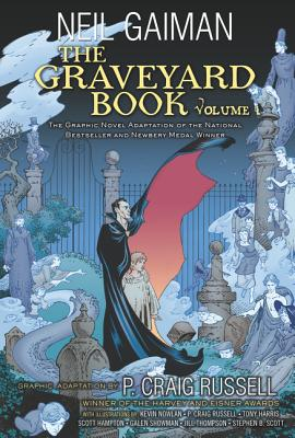 The Graveyard Book Graphic Novel: Volume 1 Cover Image
