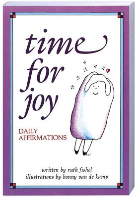 Time for Joy: Daily Affirmations Cover Image