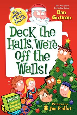 Deck the Halls, We're Off the Walls! Cover