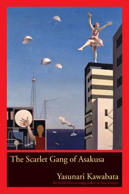 The Scarlet Gang of Asakusa Cover Image