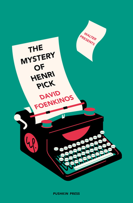 The Mystery of Henri Pick (Walter Presents) Cover Image