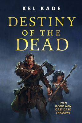 Destiny of the Dead (The Shroud of Prophecy #2) Cover Image