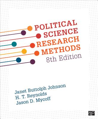 Political Science Research Methods Cover Image