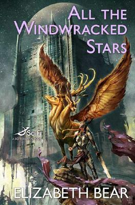 All the Windwracked Stars Cover
