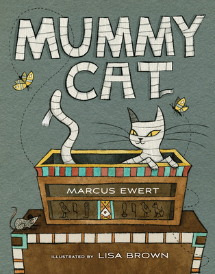 Mummy Cat Cover