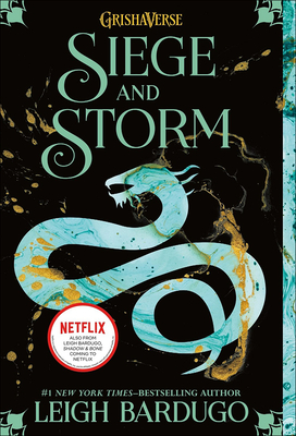 Siege and Storm (Grisha Trilogy #2) Cover Image