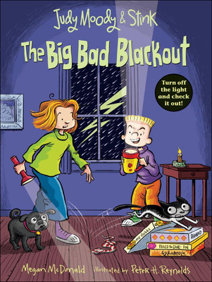 Big Bad Blackout (Judy Moody & Stink #3) Cover Image