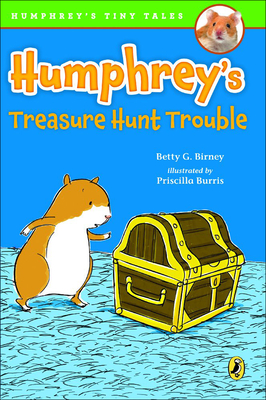 Humphrey's Treasure Hunt Trouble (Humphrey's Tiny Tales #6) Cover Image