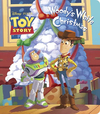 Woody's White Christmas Cover Image